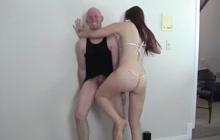 bikini exhibitionist