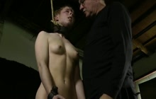 Painful humiliation fetish