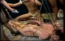 Brutal Japanese BDSM